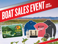 2018 Boat Sales Event!